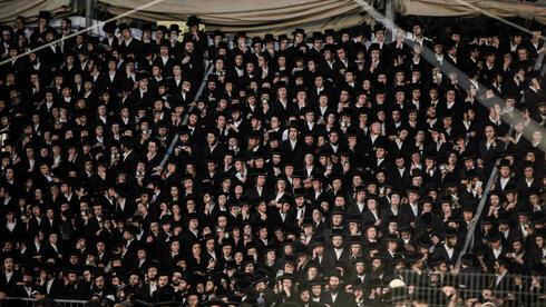 Miles de fieles ultraortodoxos asistieron al evento en Merón que terminó en la mayor tragedia civil en la historia de Israel.