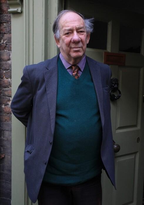 Robert Anderson, exdirector del Museo Británico y descendiente de austríacos exiliados a Inglaterra durante el nazismo.