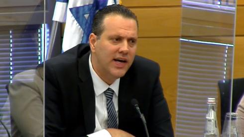 Miki Zohar, miembro de la Knesset por el Likud y presidente del Comité Organizador.
