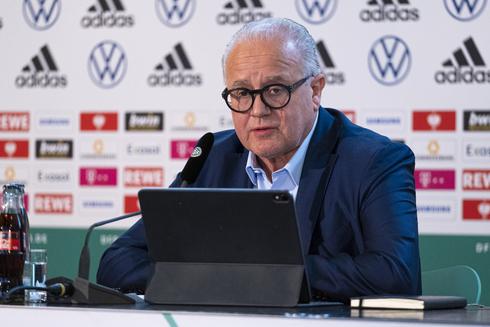 Fritz Keller, presidente de la Asociación Alemana de Fútbol.