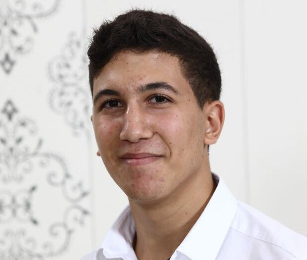 Yehuda Guetta, de 19 años, murió por los disparos de un terrorista palestino.
