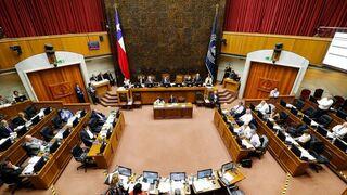 El Senado chileno busca que Israel gire vacunas a la Autoridad Palestina.