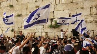 En Israel celebran el Día de Jerusalén en medio de tensiones