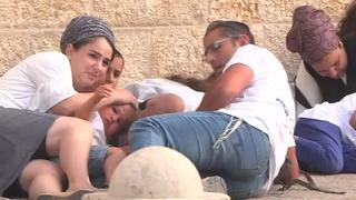 No se registraron heridos por la caída de cohetes en el área de Jerusalem.