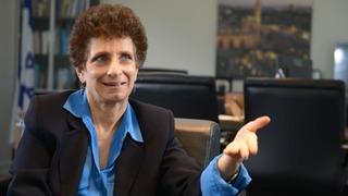 Galit Ronen, embajadora de Israel en la Argentina.