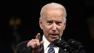 Joe Biden habló con Netanyahu para expresar su esperanza de un pronto cese de la violencia.