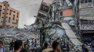 """""""Hamás se sorprendió por la potencia de los ataques de las FDI""""."""