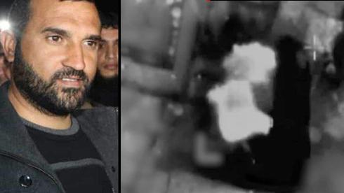Bombardeo en Gaza y Hussam Abu Harbid.