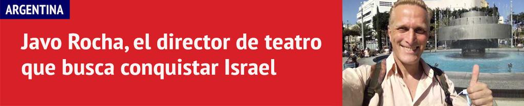 Banner Javo Rocha rojo