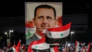 Al Asad Siria Elecciones