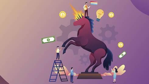 Auge de unicornios, los emprendimientos valorados en más de 1.000 millones de dólares.