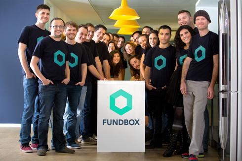 Parte del equipo de trabajo de FundBox.