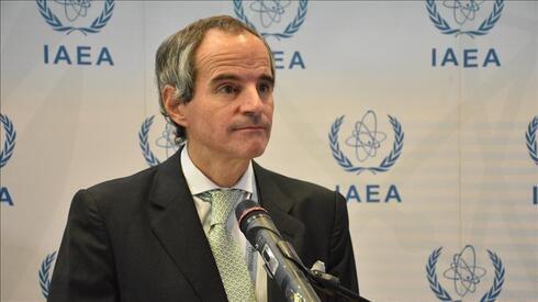 El director general del OIEA, el argentino Rafael Grossi.