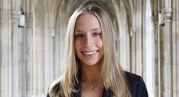 Alexi Braun, pasante, 21 años.