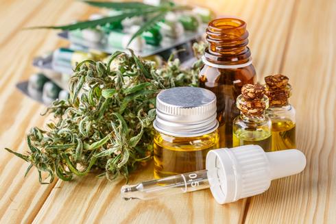 Aceite de cannabis.