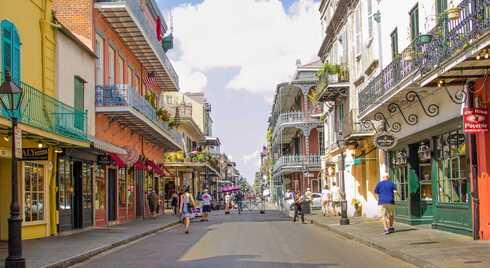 Nueva Orleans, Estados Unidos.