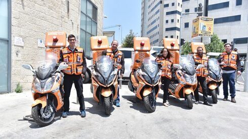 United Hatzalah incluye voluntarios de todos los ámbitos de la vida.