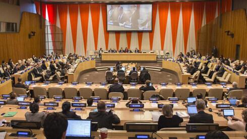El Consejo Económico y Social de la ONU.