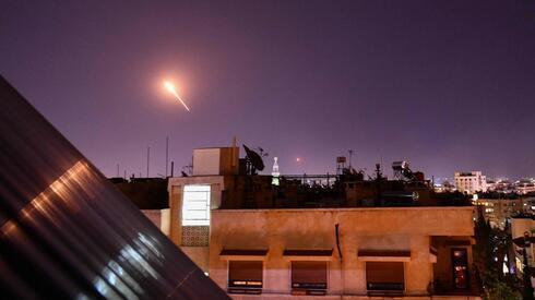 Imagen de archivo de las defensas antiaéreas sirias.