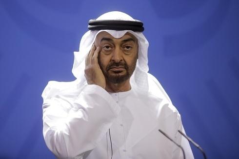 Príncipe heredero de Abu Dhabi Mohamed bin Zayed Al Nahyan.
