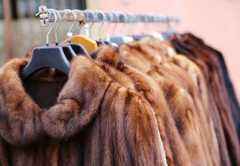 Los abrigos de piel ya no se podrán vender en los comercios israelíes.