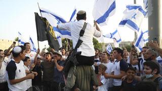 Marcha Banderas Israel