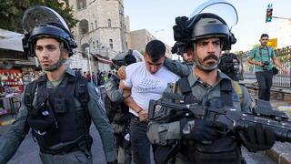 Detenido Jerusalem
