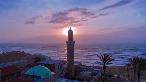 Mezquita de Sidna Ali, ubicada en la parte norte de Herzliya.