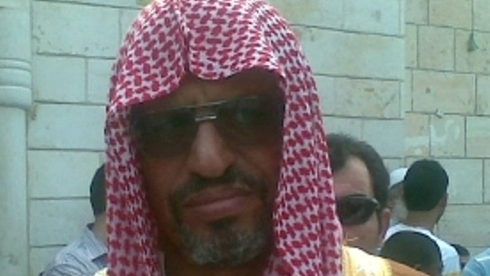 Yusuf Albaz, principal imán de Lod.
