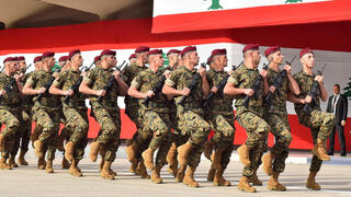 Ejército Líbano