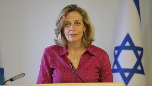 Sharon Alroy-Preis, directora de Salud Pública del Ministerio de Salud.