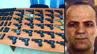 Khalil Yusif Harb, histórico funcionario de Hezbollah, detrás del contrabando de armas y drogas hacia Israel.