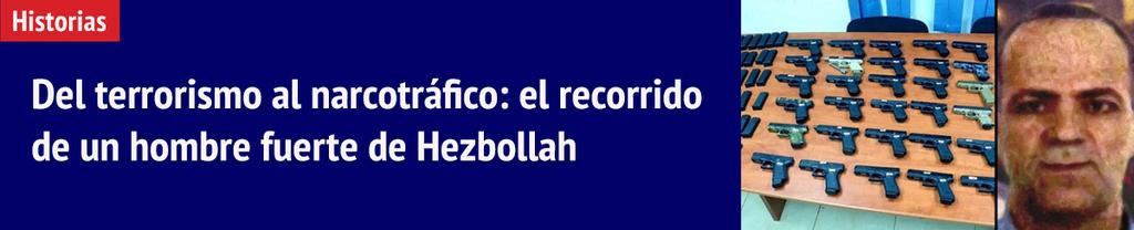 Banner narcotrafico Hezbollah