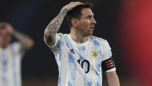 El jugador argentino Lionel Messi, astro del Barcelona.