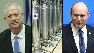 Benny Gantz y Naftali Bennett apuntan contra la gestión de Benjamín Netanyahu.