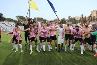 Maccabi Bnei Reineh, del ascenso israelí, le dio un gran susto al Atalanta de Italia.