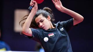 Hend Zaza, con apenas 12 años, representará a Siria en los Juegos Olímpicos de Tokio.