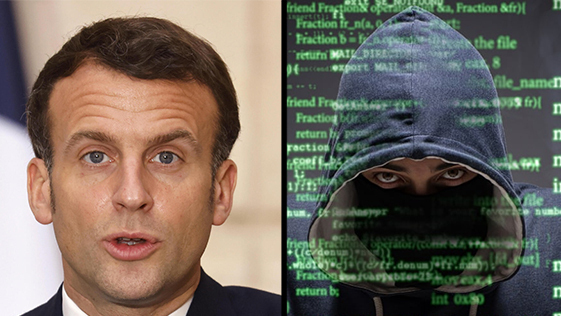 Macron Pegasus