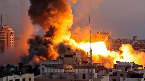 Gaza Guardián de los Muros