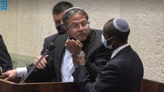 Ben Gvir Knesset