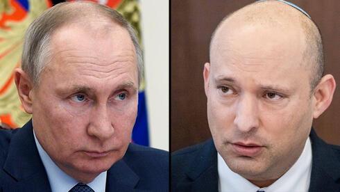 Putin Bennett