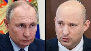 Putin y Bennett se encontrarán personalmente en Rusia.