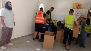 Evacuación Hebron