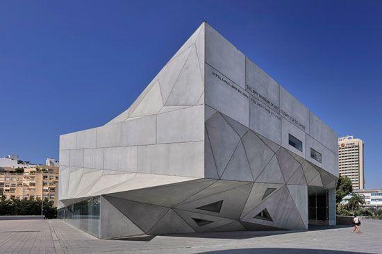 Museo de Arte de Tel Aviv.