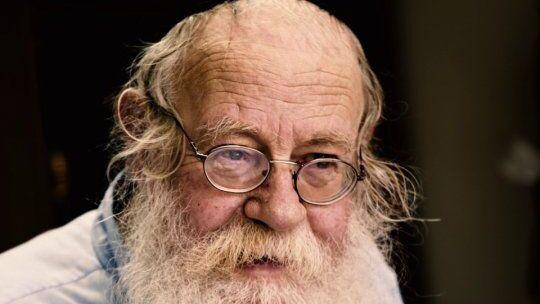 El rabino Adín Steinsaltz, de cuyo fallecimiento se cumple un año.