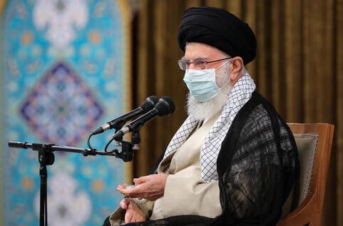 El líder supremo de Irán, Alí Khamenei.
