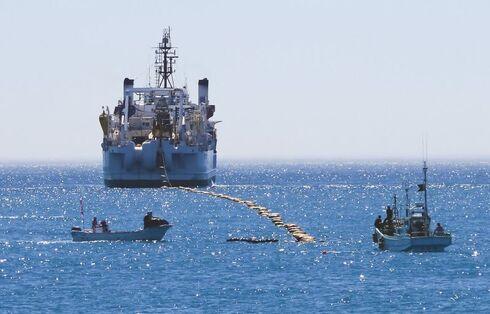 El costo del tendido del cable submarino está estimado en 400 millones de dólares.