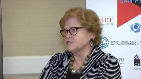 Deborah Lipstadt.