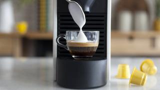 Cafetera de Nespresso.