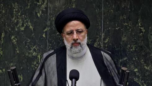 Ebrahim Raisi, presidente de Irán.